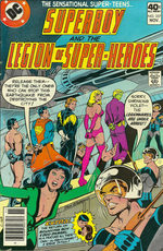 Superboy and the Legion of Super-Heroes 257