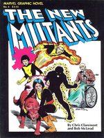 Marvel Graphic Novel # 4
