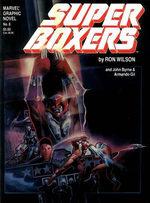 Marvel Graphic Novel # 8