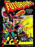Marvel Graphic Novel # 9