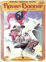 Marvel Graphic Novel # 15