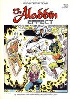 Marvel Graphic Novel # 16