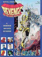 Marvel Graphic Novel # 17