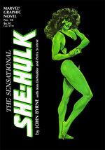 Marvel Graphic Novel # 18