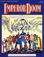 Marvel Graphic Novel # 27
