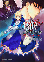 Fate Stay Night 10 Manga