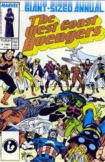 West Coast Avengers # 2