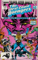 West Coast Avengers # 3