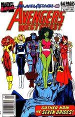 West Coast Avengers # 4