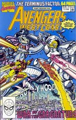 West Coast Avengers # 5