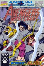 West Coast Avengers # 6