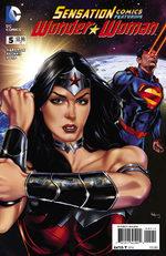 Sensation Comics Featuring Wonder Woman # 5