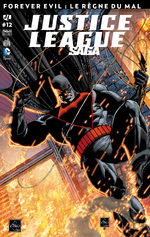 Justice League Saga # 12