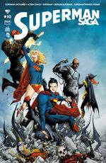 Superman Saga # 10