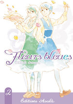 Fleurs Bleues 2 Manga