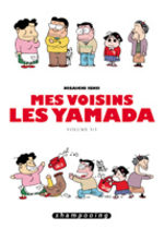Mes voisins les yamada 3 Manga