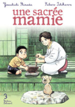 Une Sacrée Mamie # 3