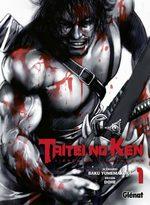 Taitei no Ken T.1 Manga