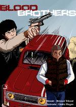 Blood Brothers 1 Global manga