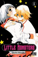 Little Monsters 6 Manga