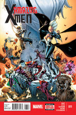 Amazing X-Men 11