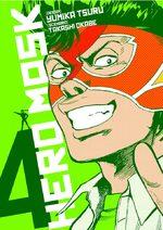 Hero Mask 4 Manga
