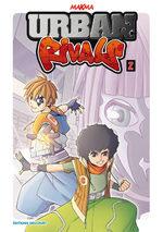 Urban rivals 2 Global manga