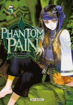 Phantom Pain T.5 Manga