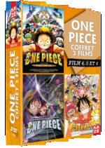 One Piece - Films (coffrets par 3) 2 Film