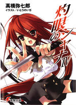 Shakugan No Shana 4 Light novel