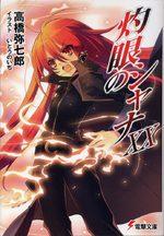 Shakugan No Shana 20 Light novel