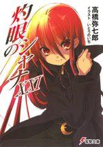 Shakugan No Shana 21 Light novel