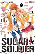 Sugar Soldier 6 Manga