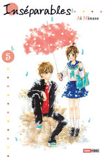 Inséparables T.5 Manga