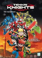 Tenkai knights 3 Manga