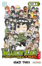 Rock Lee - Les péripéties d'un ninja en herbe 7