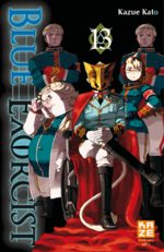 Blue Exorcist 13