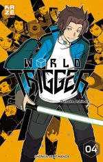 World Trigger # 4
