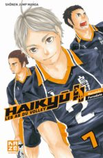 Haikyû !! Les as du volley # 7