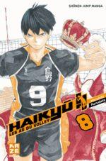 Haikyû !! Les as du volley # 8