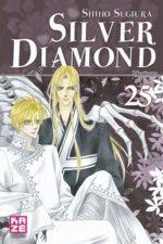 Silver Diamond 25