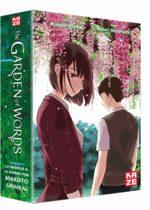 The garden of words - Coffret manga + roman 1