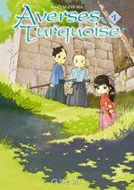 Averses turquoise 1 Manga
