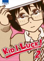 Kid I Luck T.2 Manga