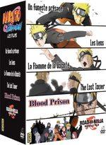 Naruto Shippûden - Les 6 films 1 Produit spécial anime