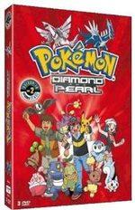 Pokemon - Saison 10 : Diamond and Pearl 2 Série TV animée