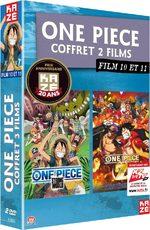 One Piece - Films (coffrets par 3) 4 Film
