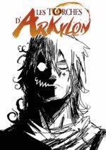Les torches d'Arkylon 2 Global manga
