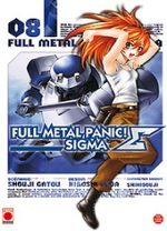 Full Metal Panic - Sigma 8