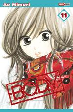 B.O.D.Y. 11 Manga